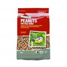 Gardman Peanuts 1kg Bag