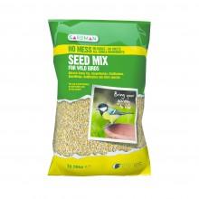 Gardman Seed Mix - No Mess - 12.75kg Bag