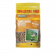 Gardman Sunflower Hearts 2.5kg Bag