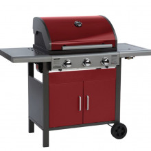 LeisureGrow 200 series 3 Burner Red Grillstream Roaster