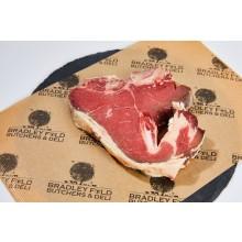 T-Bone Steak  Large - (Minimum 12oz)