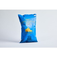 Fiddlers Crisps  - Sea Salt & Malt Vinegar 150g