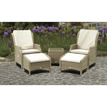 Bramblecrest Oakridge Casual Indoor or Outdoor Recliner Set