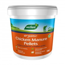 Organic Poultry Manure - 10kg Bucket