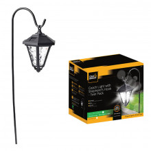 Solar Coach light with Shepard's Hook - Twin Pack