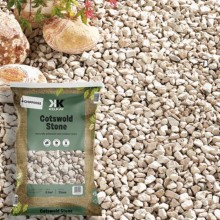 Kelkay Cotswold Stone Chippings - Large Pack