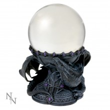 'Dragon Beauty' Crystal Ball Holder.