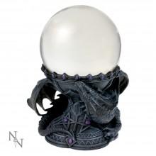 'Dragon Beauty' Crystal Ball Holder.