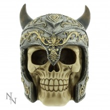 'Elven' Skull Money Box