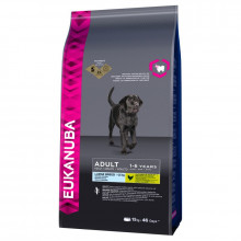 Eukanuba Adult (Large Breed) Dry Food - 12Kg