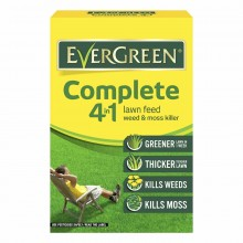 Complete 4 in 1 - Lawn Feed, Weed & Moss Killer 3.5kg Box
