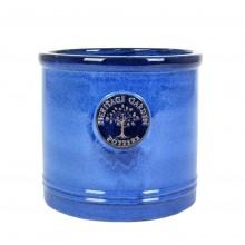 Heritage No.3 Cylinder Pot Blue