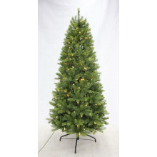 Kensington Fir Tree Slim (Pre Lit) -  6.5ft