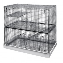 Wire Rodent Double Storey Cage
