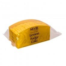 Nevis Bakery - Lemon Fudge Cake
