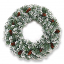 Lakeland Spruce Wreath - 24""