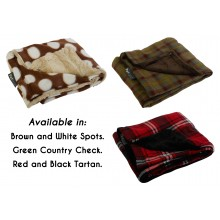 """Warm and Cosy"" Pet Blankets"