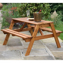 Tom Chambers Picnic Bench ~ Small