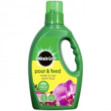 Miracle-Gro All Purpose Pour & Feed - 1L Bottle