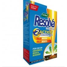 Westland Resolva Weedkiller 2 Action Concentrate - 250ml
