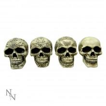 Sinister Smiles Skull 7cm