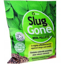 Slug Gone Wool Pellets - 1 Litre