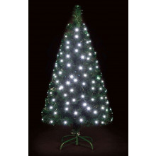 Snowbright Tree with White LED lights 120cm