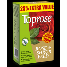 Toprose Rose & Shrub Feed 1.25kg