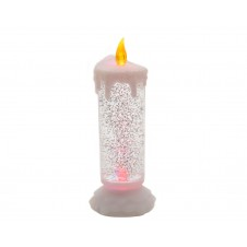 Water Spinner Candle