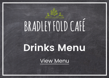 Bradley Fold café drinks menu