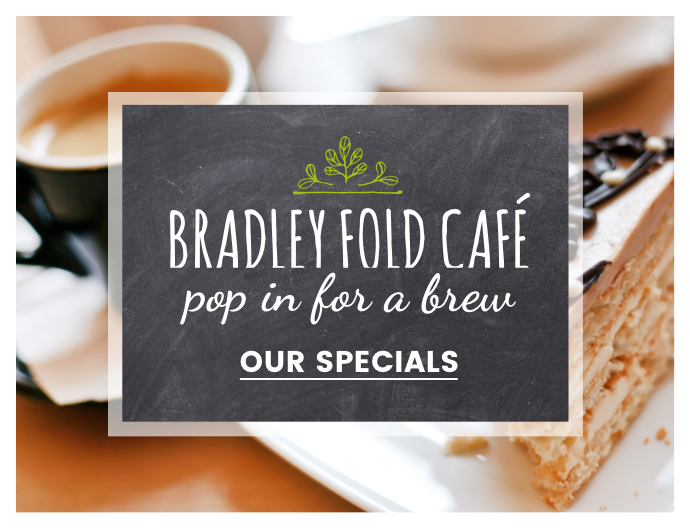 Bradley Fold Cafe - Pop in for a brew