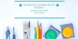 Docraft paper event
