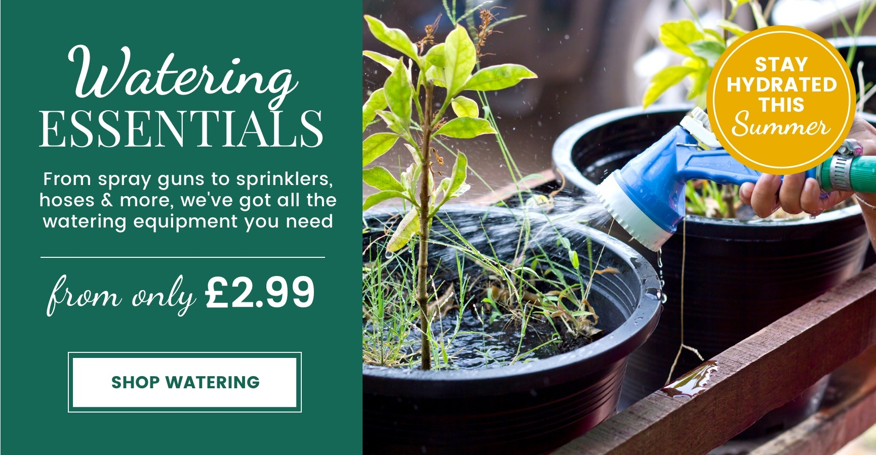 Watering Essentials