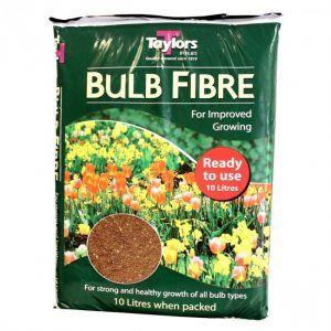 Flower bulb fibre
