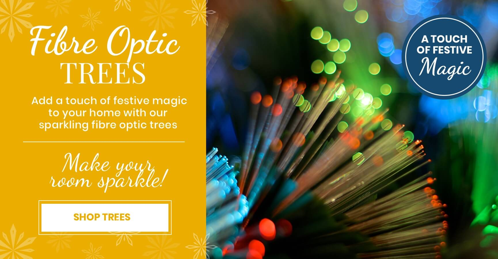 Fibre Optic Tree