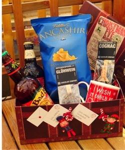 Adult's Christmas Eve Box