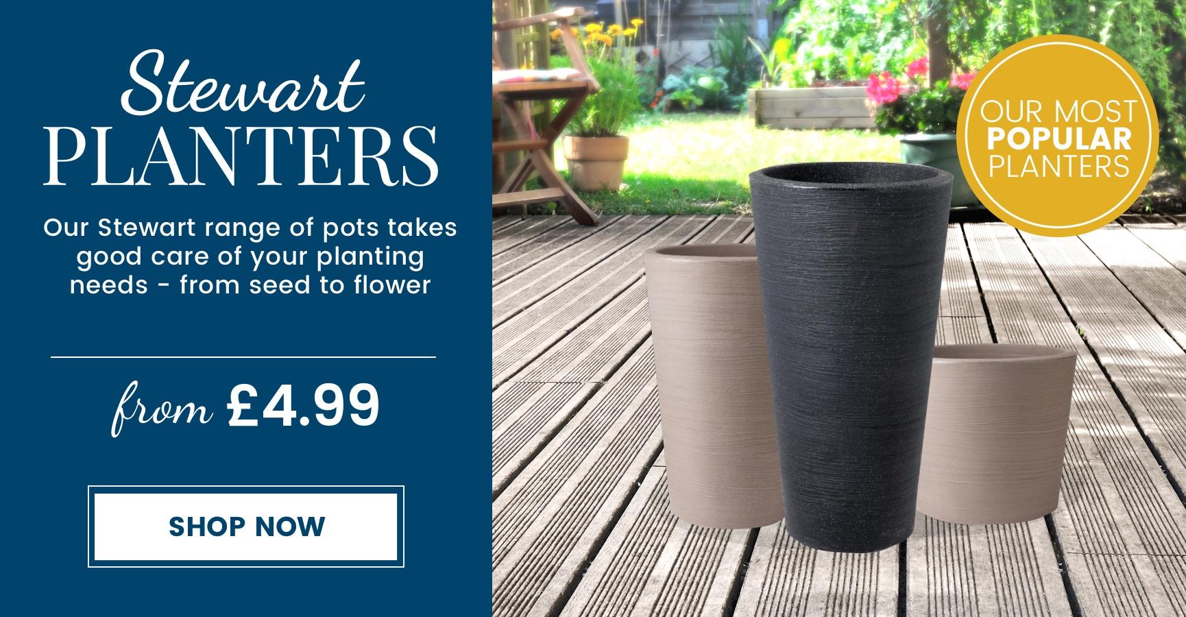 Stewart planters